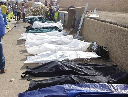 Inmigrantes lampedusa tragedia