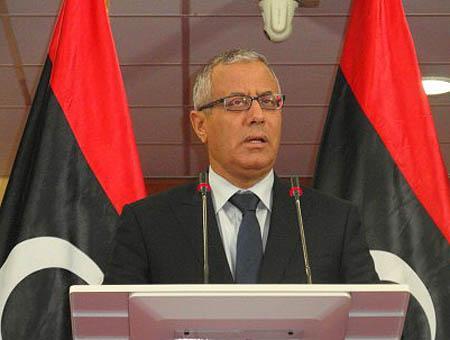 Libia ali zeidan