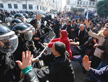 Tunez protestas(1)