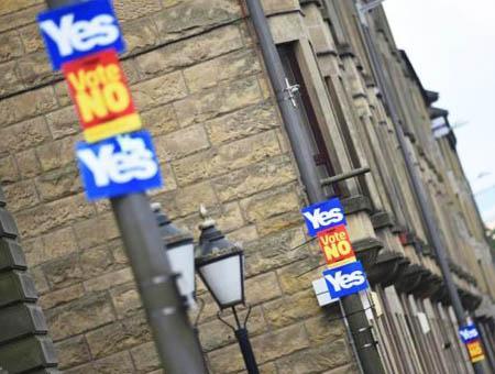 Escocia referendum