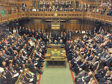 Reino unido parlamento britanico