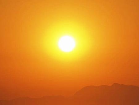 Calor clima temperatura