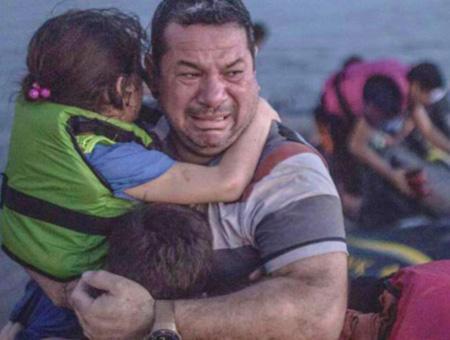 Europa refugiados sirios