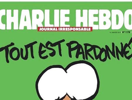 Francia charlie hebdo portada