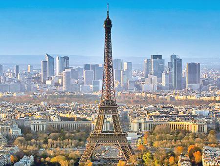 Francia paris eiffel