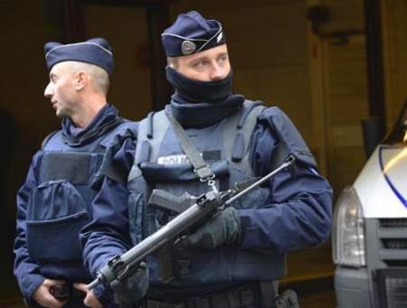 Francia policia