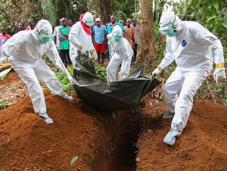 Liberia ebola epidemia