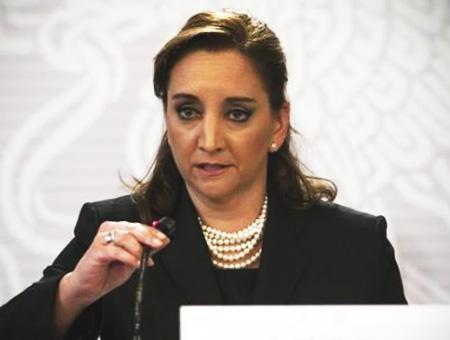 Mexico claudia ruiz massieu