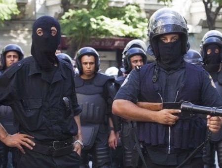 Tunez policia