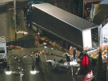 Alemania atentado camion daesh