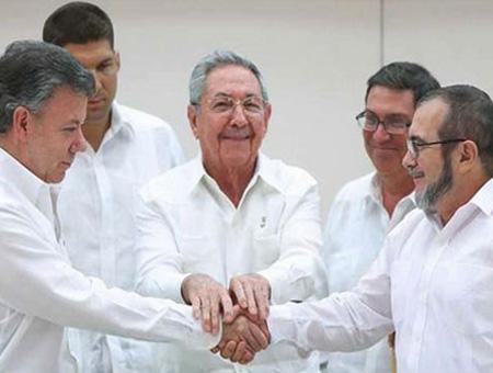 Colombia acuerdo paz