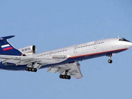 Rusia avion tupolev