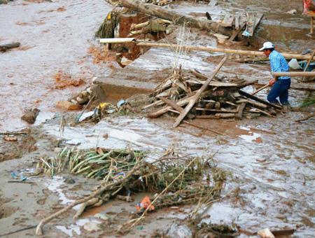 Colombia inundaciones mocoa