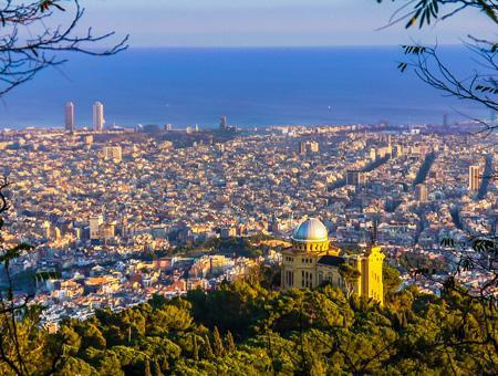 Espana barcelona ciudad