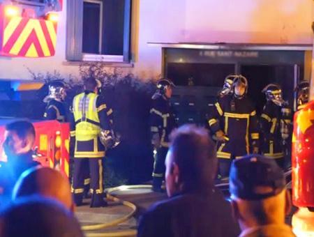 Francia incendio mulhouse