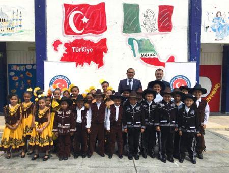Mexico cooperacion turquia tika