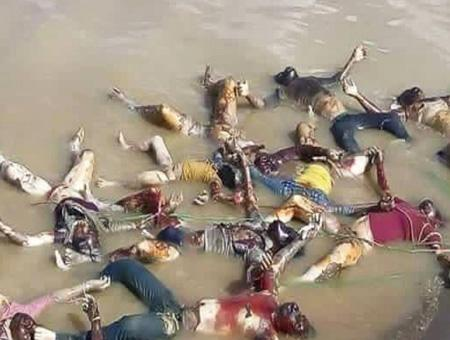 Myanmar matanza musulmanes rohinya