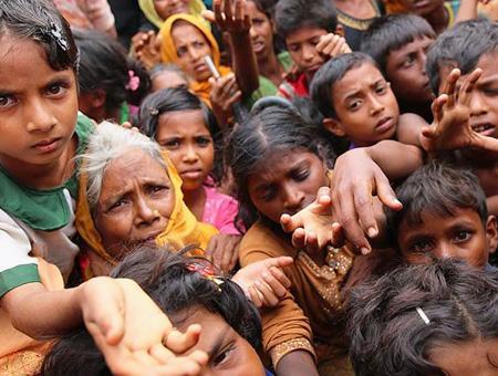 Myanmar refugiados rohinya(1)