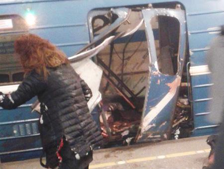 Rusia explosion metro sanpetersburgo