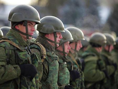 Rusia tropas rusas