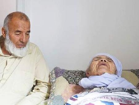 Suecia refugiada afgana centenaria