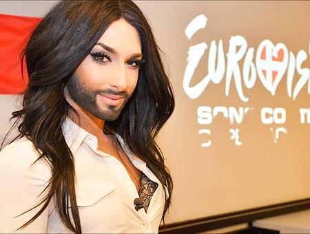 Austria eurovision conchita