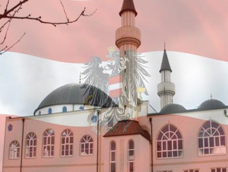 Austria mezquita turca musulmanes