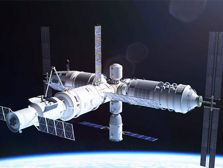 Turquía podría librarse del impacto de los restos de la estación espacial china