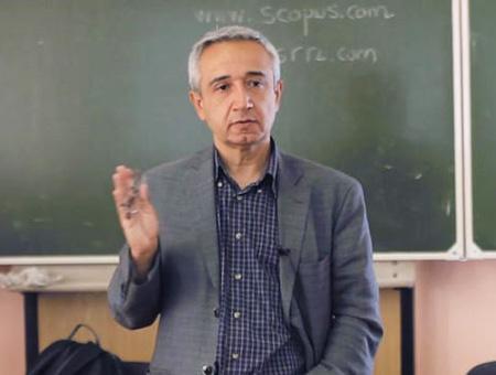 Colombia profesor turco desaparecido gencay