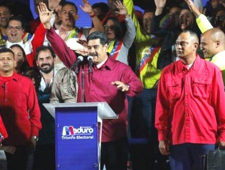 Venezuela nicolas maduro elecciones