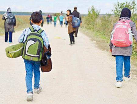 Europa refugiados menores