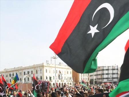 Libia tripoli gobierno libio