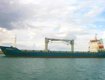 Nigeria barco turco secuestrado
