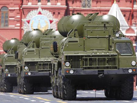 Rusia sistema misiles s400