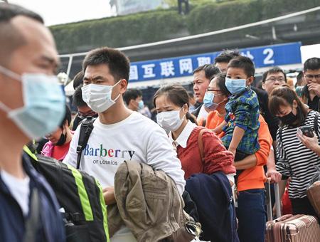China infeccion coronavirus