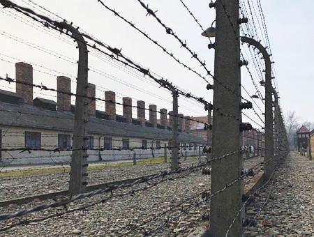 Polonia campo concentracion auschwitz