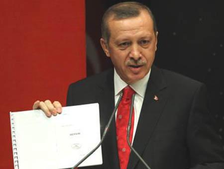 Erdogan documentos dersim