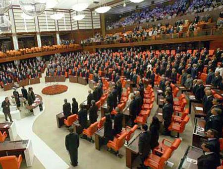 Parlamento asamblea nacional turca