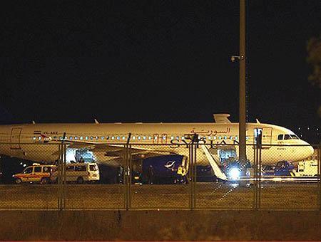 Avion sirio ankara