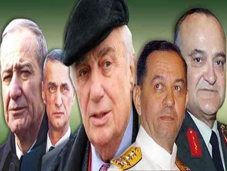 Balyoz juicio golpistas militares