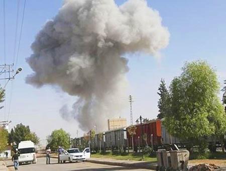 Bombardeo siria ceylanpinar