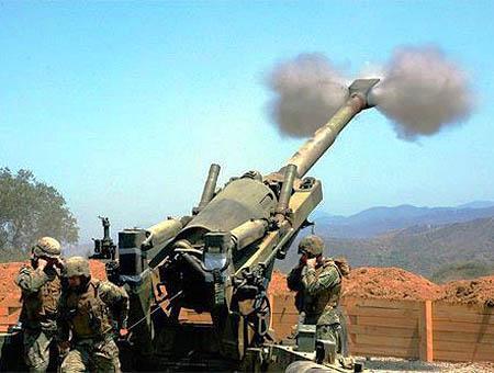 Ejercito turco artilleria