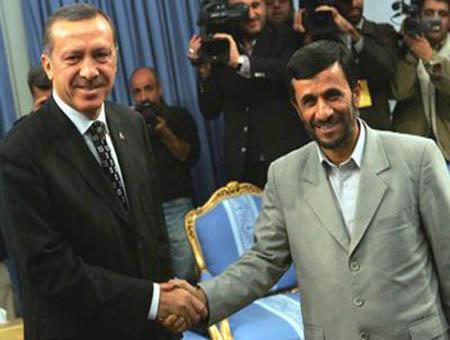Erdogan ahmadineyad