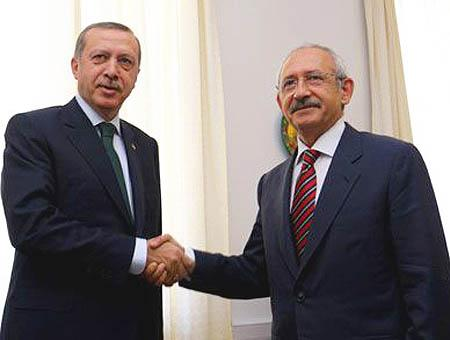 Erdogan kilicdaroglu