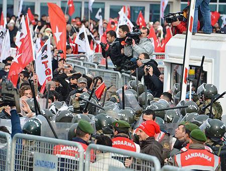 Juicio ergenekon protestas