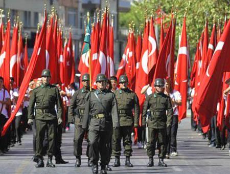 Dia victoria desfile