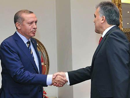 Erdogan gul
