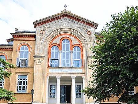 Heybeliada halki seminario ortodoxo