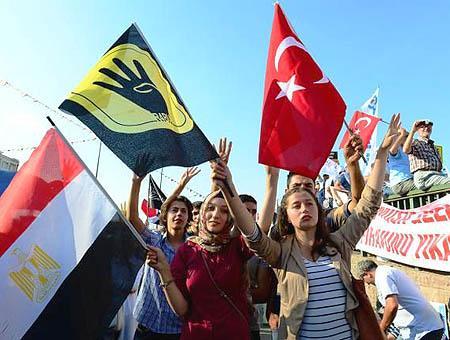 Protesta turquia egipto