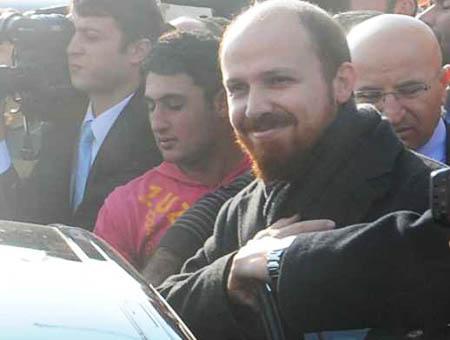 Bilal erdogan hijo